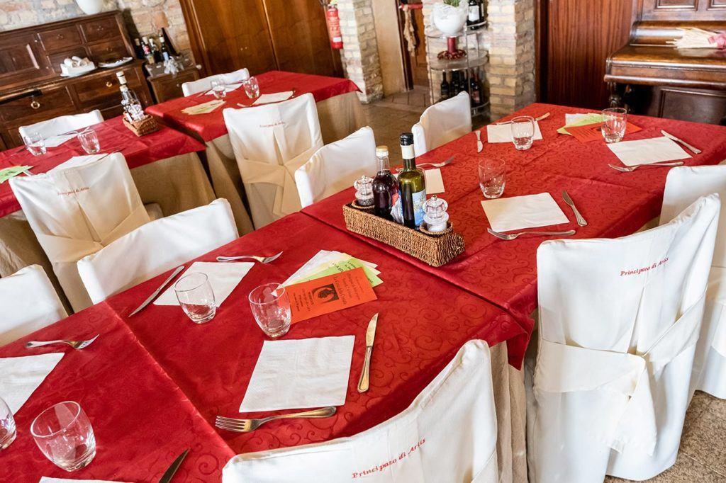 pranzo prezzo fisso operai ariis rivignano udine 1024x682 Ristorante Principato di Ariis