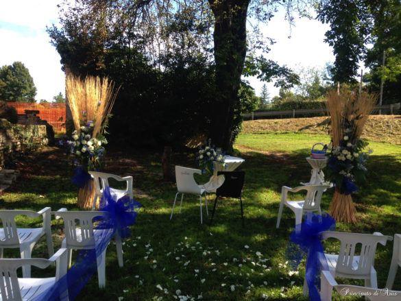 ristorante principato ariis cerimonie2 585x439 Galleria foto cerimonie al Principato di Ariis