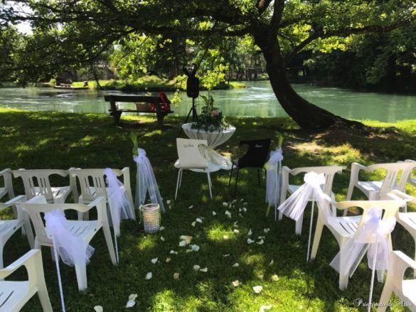 ristorante principato ariis cerimonie24 585x439 Galleria foto cerimonie al Principato di Ariis