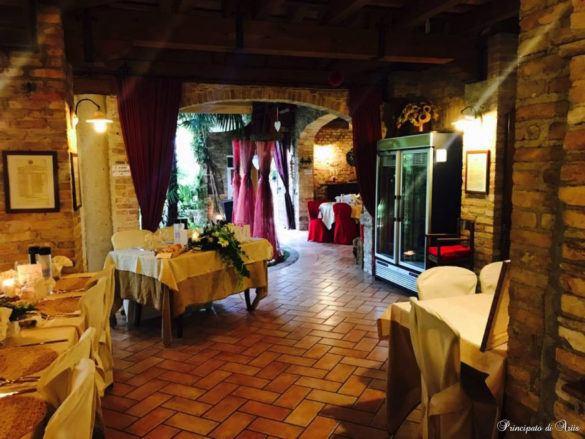 ristorante principato ariis cerimonie28 585x439 Galleria foto cerimonie al Principato di Ariis