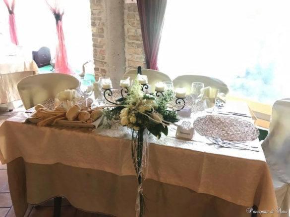 ristorante principato ariis cerimonie31 585x439 Galleria foto cerimonie al Principato di Ariis