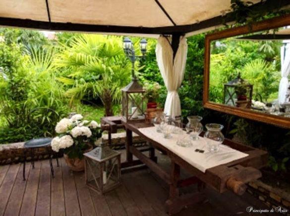 ristorante principato ariis cerimonie38 585x437 Galleria foto cerimonie al Principato di Ariis