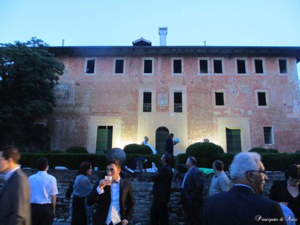 ristorante principato ariis cerimonie4 585x439 Galleria foto cerimonie al Principato di Ariis