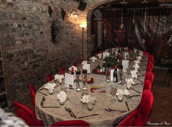 ristorante principato ariis cerimonie42 585x431 Galleria foto cerimonie al Principato di Ariis