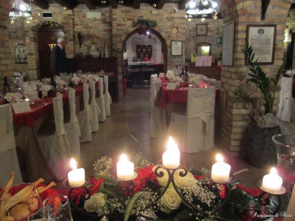 ristorante principato ariis cerimonie54 585x439 Galleria foto cerimonie al Principato di Ariis