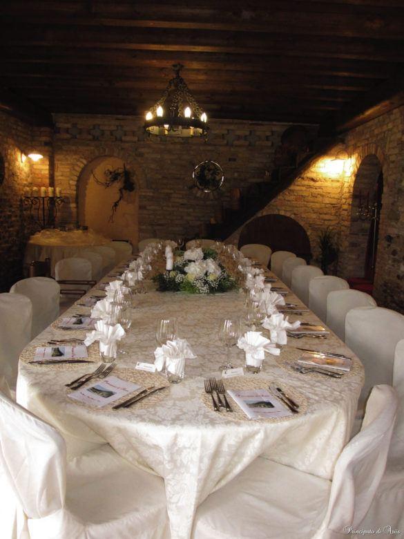 ristorante principato ariis cerimonie63 585x780 Galleria foto cerimonie al Principato di Ariis