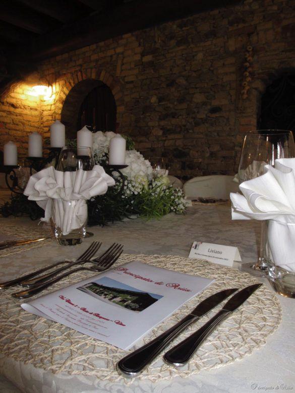 ristorante principato ariis cerimonie64 585x780 Galleria foto cerimonie al Principato di Ariis