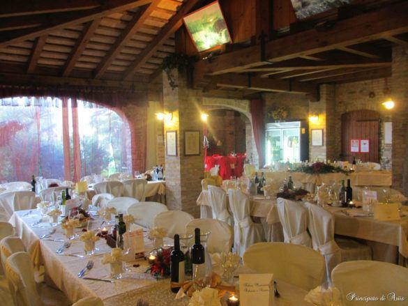 ristorante principato ariis cerimonie7 585x439 Galleria foto cerimonie al Principato di Ariis