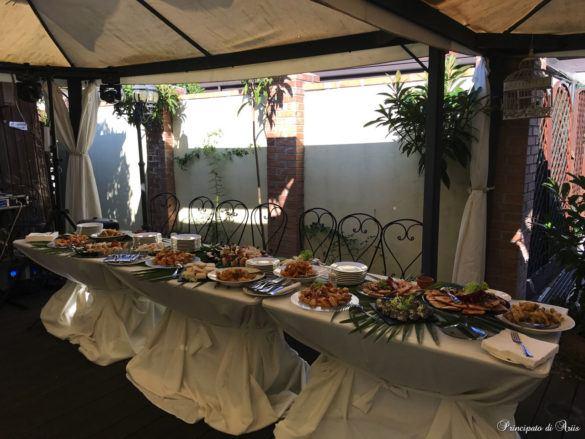 ristorante principato ariis cerimonie76 585x439 Galleria foto cerimonie al Principato di Ariis