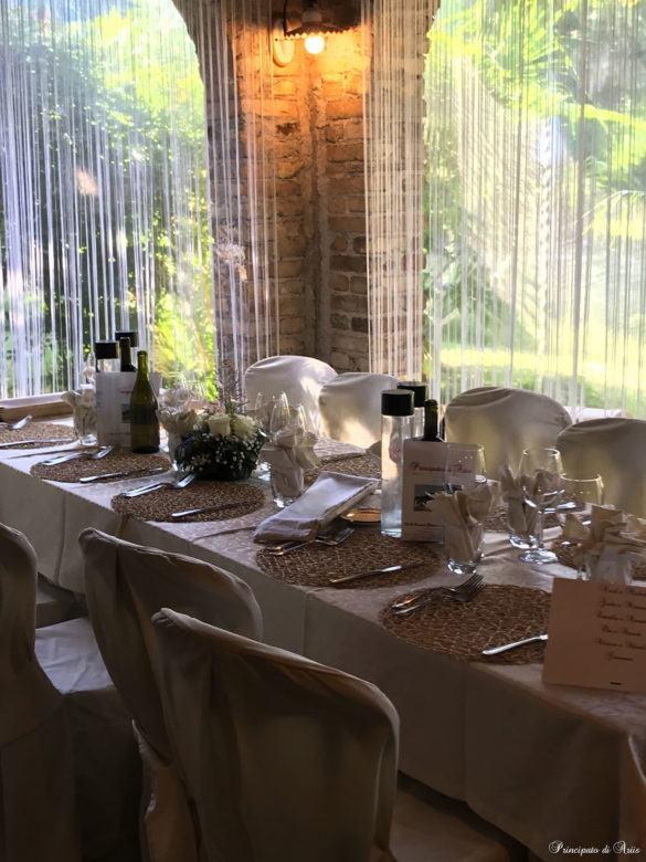 ristorante principato ariis cerimonie78 585x780 Galleria foto cerimonie al Principato di Ariis