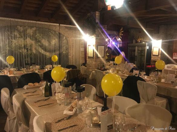 ristorante principato ariis cerimonie83 585x439 Galleria foto cerimonie al Principato di Ariis