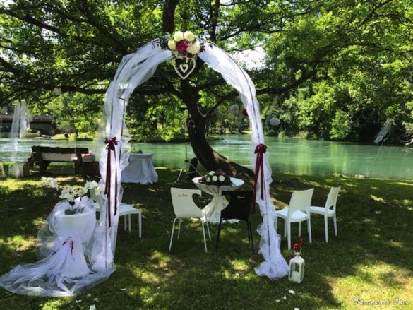 ristorante principato ariis cerimonie85 585x439 Galleria foto cerimonie al Principato di Ariis