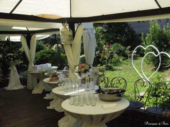 ristorante principato ariis cerimonie88 585x439 Galleria foto cerimonie al Principato di Ariis