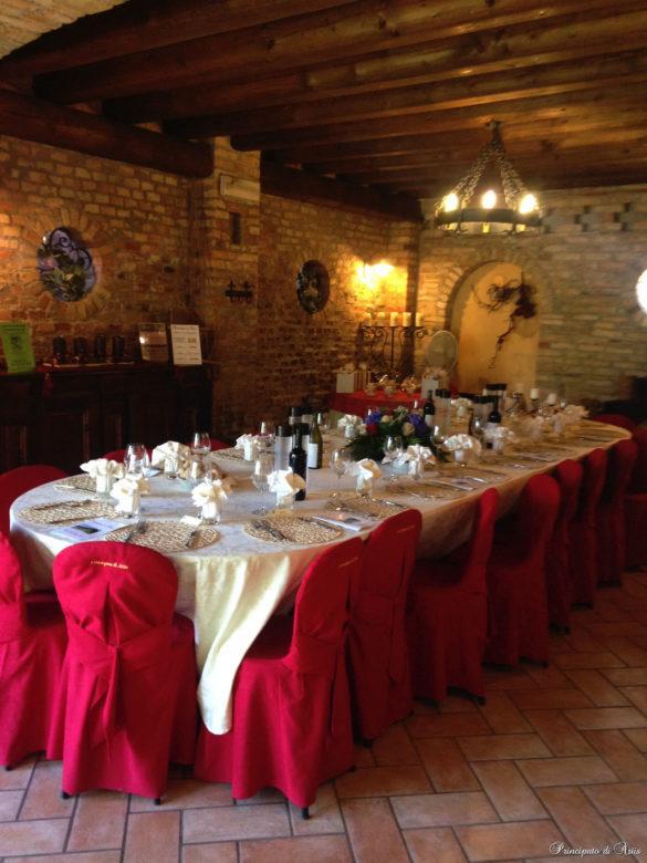 ristorante principato ariis cerimonie89 585x780 Galleria foto cerimonie al Principato di Ariis