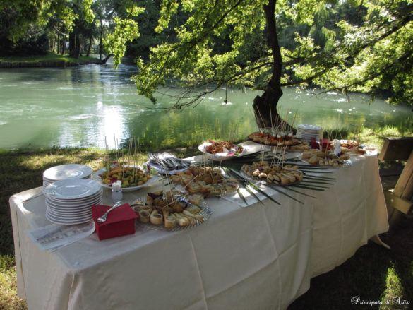 ristorante principato ariis cerimonie95 585x439 Galleria foto cerimonie al Principato di Ariis