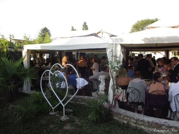 ristorante principato ariis cerimonie96 585x439 Galleria foto cerimonie al Principato di Ariis