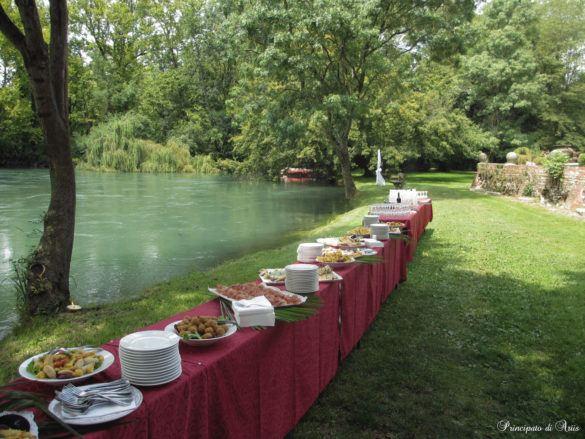 ristorante principato ariis cerimonie97 585x439 Galleria foto cerimonie al Principato di Ariis