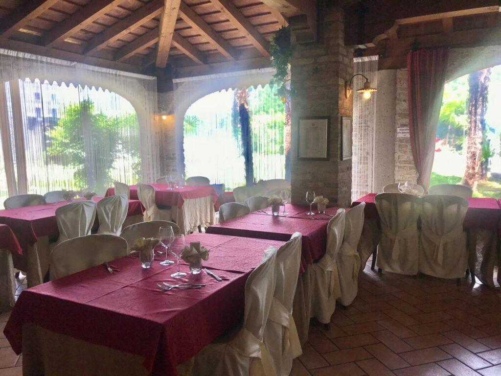 IMG 0276 1 1024x768 Le nostre proposte per menu di gruppo nella nostra veranda/giardino