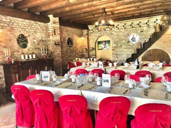 06 veranda giardino ristorante eventi cerimonie 585x439 Eventi e cerimonie, Veranda esterna e giardino | Ristorante Rivignano Friuli