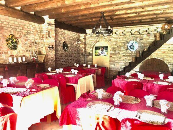 12 veranda giardino ristorante eventi cerimonie 585x439 Eventi e cerimonie, Veranda esterna e giardino | Ristorante Rivignano Friuli