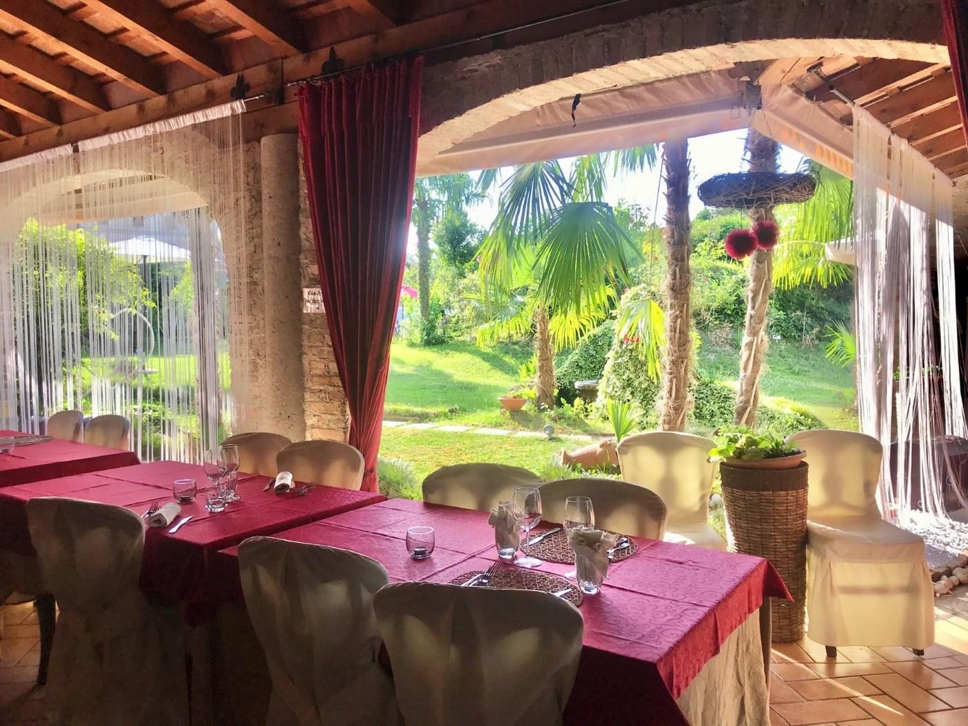 13 veranda giardino ristorante eventi cerimonie Eventi e cerimonie, Veranda esterna e giardino | Ristorante Rivignano Friuli